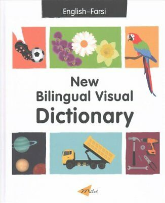 New Bilingual Visual Dictionary English-farsi by Sedat Turhan (Hardback, 2017)