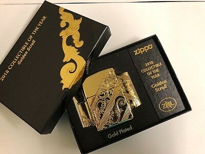 2108 Zippo Lighter Collectable of the Year 29653