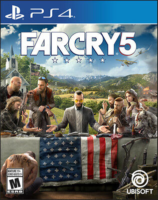 Far Cry 5 | PS4 | PlayStation 4