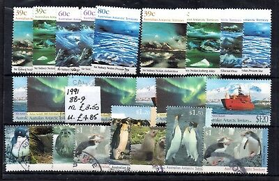 Australian Antarctic Territory mint and used collection WS8518