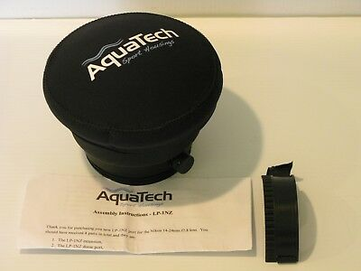 Aquatech LP-1NZ Sport Housing Dome Port for Nikon 14-24mm zoom lens - Excellent