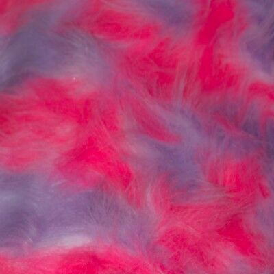"Long Pile Fun Fluffy Cuddly Fur Fabric (60"") 152cm wide sold by 1/2 & 1 meter"