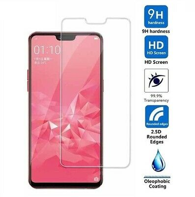 Genuine Tempered Glass Screen Protector / Film for Oppo F1 F1S R9 R9S R9S Plus