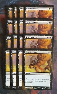 Mtg hero's downfall  x 1 great condition