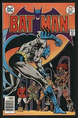 Batman #282  Lovely Near Perfect Glossy Original Owner Cents Copy White Pages
