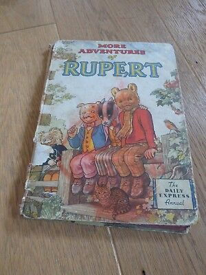 More Adventures of Rupert - Annual 1953