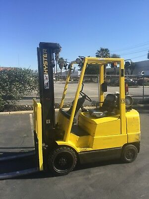 Hyster S50XM Lift Truck