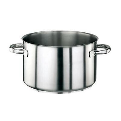 World Cuisine - 11007-45 - Series 1000 45 1/4 qt Stainless Steel Sauce Pot