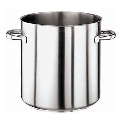 World Cuisine - 11001-32 - Series 1000 27 qt Stainless Steel Stock Pot