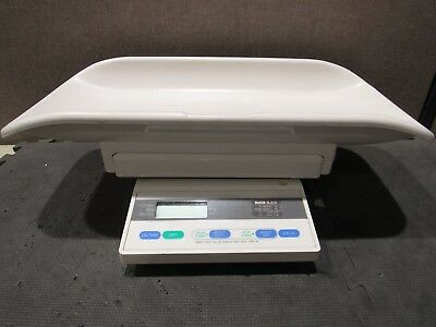 Tanita BLB-12 Neonatal/Pediatric Baby Scale Grams Only Power Tested