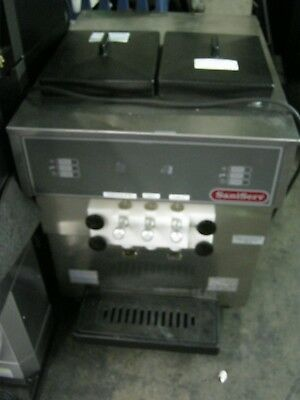 SaniServe Ice Cream Maker # AP 5011P Very Clean Condition 21K When New