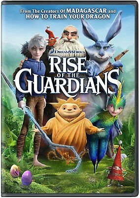 Rise of the Guardians (DVD, 2013)New, Free shipping