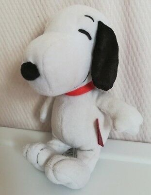 "Snoopy Original Peanuts Stuffed Plush 7""  2015"