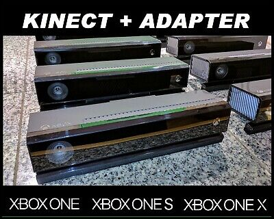 XBOX ONE X S KINECT SENSOR WITH ADAPTER for XBOX ONE S X PC Twitch Mixer STREAM
