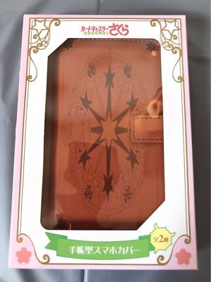 OFFICIAL Cardcaptor Sakura Summon Circle Book Case Phone Smartphone TAITO JAPAN