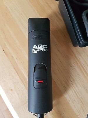 Andis AGC Black super Two speed 2 Dog grooming Clippers Corded Professional