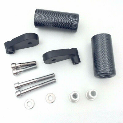 FOR 2007-2008 YAMAHA YZF R1 CARBON Frame Slider Anti Crash Caps ...