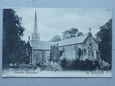 Lismore Cathedral - 1904 postcard Co. Waterford Ireland