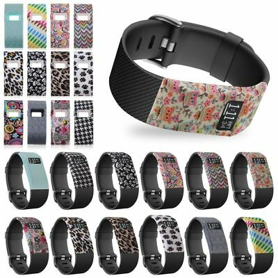 Fashion Silicone Sleeve Wristband COVER Band for Fitbit Charge/Fitbit Charge HR