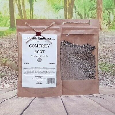 Comfrey Root (Symphytum officinale) - Health Embassy 100% Natural
