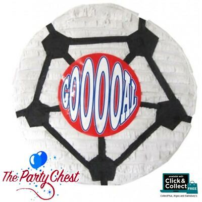 FOOTBALL SOCCER BALL TRADITIONAL PINATA World Cup Football Party Game Decoration