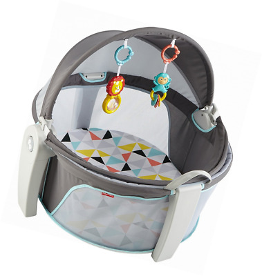 NEW Fisher-Price On-The-Go Baby Dome,