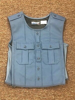 Blauer 8770 - NJ Cotton Blend ARMORSKIN® French Blue NJ DOC New with Tags