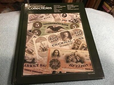 The Encyclopedia Of Collectibles Oak Furniture to Pharmacists Equipment  1979