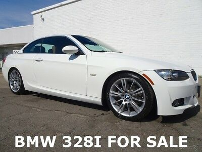 2009 BMW 3-Series Base Convertible 2-Door 328I M Sport Package Rare Car Luxury 2009 BMW 328i Convertible 3 Series M Sport Package Base Convertible 2-Door Clean