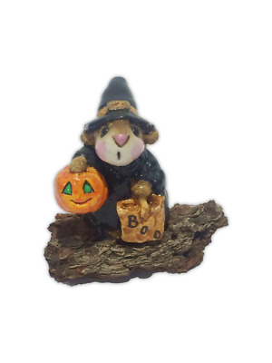 Wee Forest Folk M-44 Witch Mouse