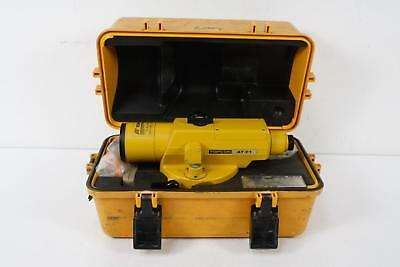 Topcon Auto Level At-F1 In For Surveying Hard Case