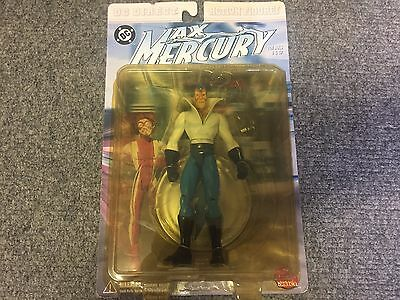 DC Direct Max Mercury Action Figure - NEW