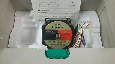 VEXTA ORIENTAL, New / PK566-B / 5-PHASE STEPPING MOTOR