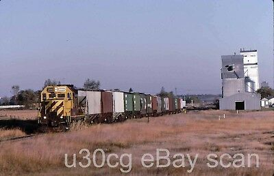 TC&W Twin Cities & Western GP20CAT 2002 Sheyenne, ND 2000-Original slide