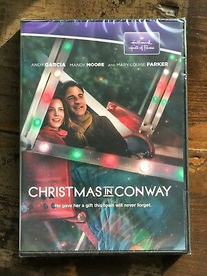 Hallmark Hall of Fame  Christmas in Conway  DVD -  New & Free Ship