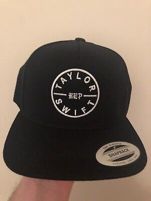 Taylor Swift Hat Snap Back New Tour
