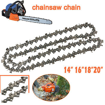 "14""/16''/18''/20'' Universal Chainsaw Chain Blade Replacement Saw Part for Stihl"