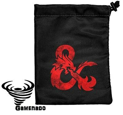 Dungeons & Dragons Treasure Nest Dice Pouch