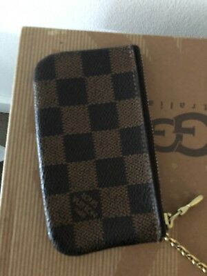 Louis Vuitton Damier Ebene Coin Pouch