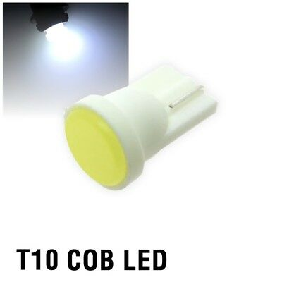 T10 COB SMD LED Bulbs 501 W5W Wedge Door Interior Side Lamp HID Car Lights