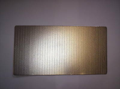 HIGH TEMPERATURE MANIFOLD, STEEL FACED GASKET MATERIAL 250x470mm SMALL SHEET