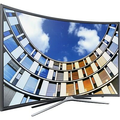 Samsung UE49M6399 49 Zoll (123cm) LED TV Curved Full-HD Triple Tuner SMART TV