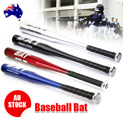 "AU 32"" 81cm Aluminum Metal Baseball Bat Racket Softball Outdoor Sports Defense"