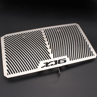 For YAMAHA XJ6 2009-2016 Aluminum CNC Radiator Grille Cover Guard Protector
