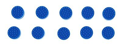 Dell Or Hp Laptop Trackpoint Pointer Rubber Mouse Stickpoint Blue Touchpoint Cap