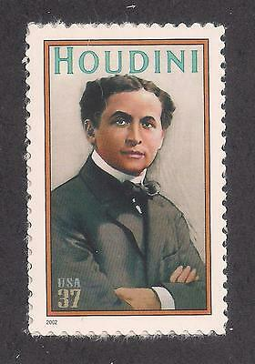 Houdini - Illusionist / Magician - U.s. Postage Stamp - Mint Condition
