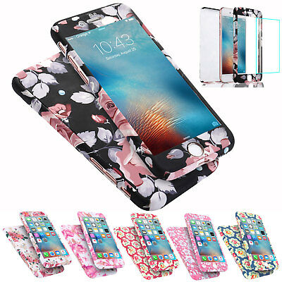 360°Protective Ultra Slim Hybrid Case Hard Cover For iPhone XR XS MAX 6s 7 Plus