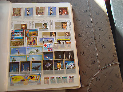 MIDDLE EAST - 35 stamps canceled (all state) stamp