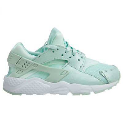 2cb5cd2db4cb3 Nike Huarache Run SE Little Kids 859591-300 Igloo White Shoes Youth Size 12