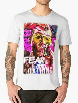 fear and loathing T Shirt hoodie cult print las vegas gonzo hunter s thompson